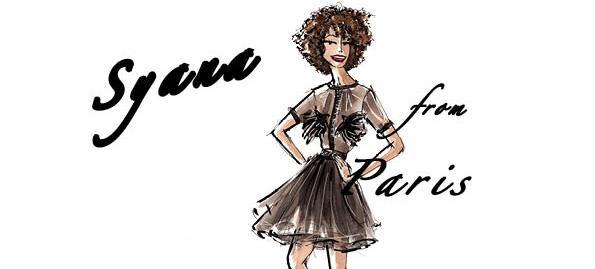 Syana from Paris